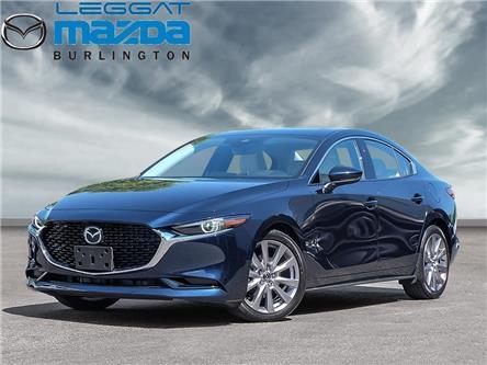 2021 Mazda Mazda3 GT (Stk: 212055) in Burlington - Image 1 of 11