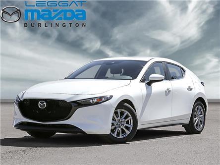 2021 Mazda Mazda3 Sport GS (Stk: 216686) in Burlington - Image 1 of 23