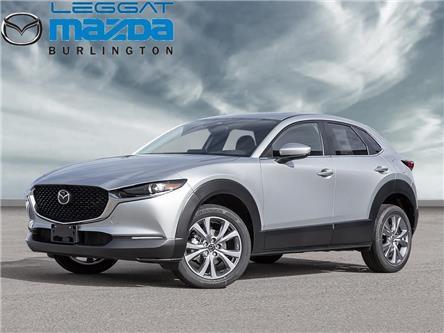 2021 Mazda CX-30 GS (Stk: 210376) in Burlington - Image 1 of 23