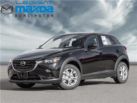 2021 Mazda CX-3 GS (Stk: 210789) in Burlington - Image 1 of 23