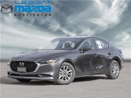 2021 Mazda Mazda3 GX (Stk: 218867) in Burlington - Image 1 of 23