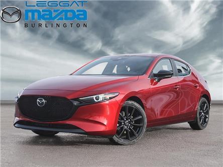 2021 Mazda Mazda3 Sport GT w/Turbo (Stk: 210662) in Burlington - Image 1 of 22