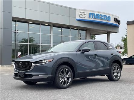 2021 Mazda CX-30 GT (Stk: 21T183) in Kingston - Image 1 of 16