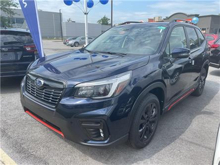 2021 Subaru Forester Sport (Stk: S6077) in St.Catharines - Image 1 of 3