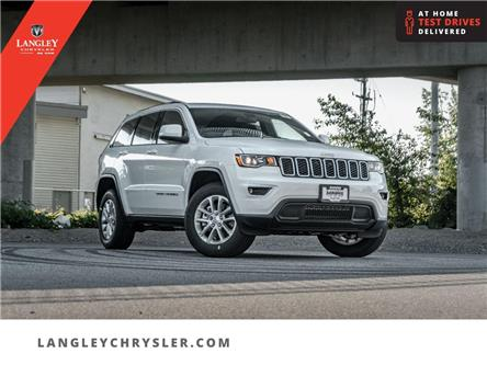 2021 Jeep Grand Cherokee Laredo (Stk: M756497) in Surrey - Image 1 of 25