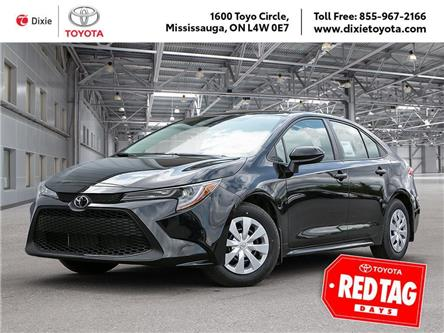2021 Toyota Corolla L (Stk: D211637) in Mississauga - Image 1 of 23
