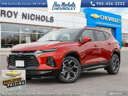 2021 Chevrolet Blazer RS (Stk: X479) in Courtice - Image 1 of 23