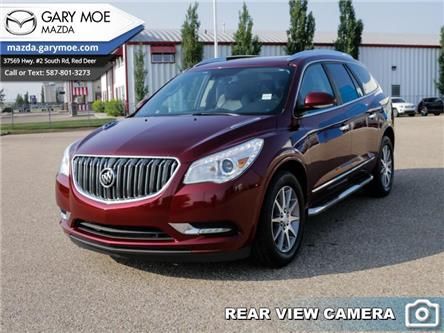 2017 Buick Enclave Leather (Stk: MP10043) in Red Deer - Image 1 of 28