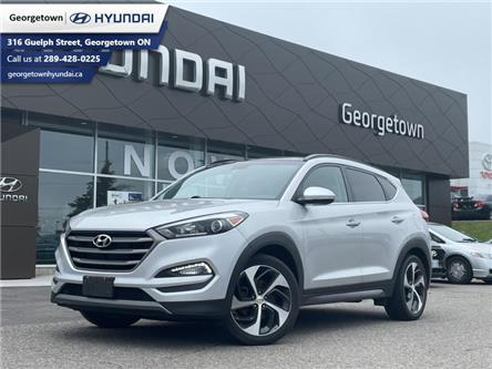 2016 Hyundai Tucson Limited (Stk: 1284A) in Georgetown - Image 1 of 28