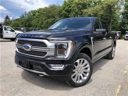 2021 Ford F-150 Limited (Stk: FP21554) in Barrie - Image 1 of 33