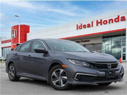 2020 Honda Civic LX (Stk: I220025A) in Mississauga - Image 1 of 23