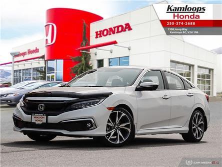 2019 Honda Civic Touring (Stk: 15365A) in Kamloops - Image 1 of 25