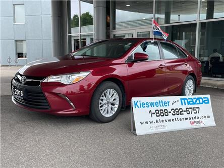2016 Toyota Camry  (Stk: 37633A) in Kitchener - Image 1 of 27