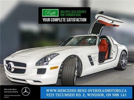2011 Mercedes-Benz SLS AMG Base (Stk: PM5681) in Windsor - Image 1 of 15