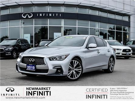 2019 Infiniti Q50 3.0t Signature Edition (Stk: 21QX5027A) in Newmarket - Image 1 of 30
