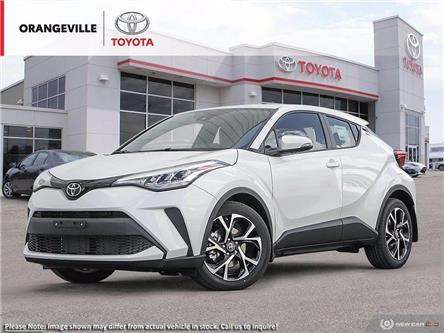2021 Toyota C-HR XLE Premium (Stk: 21570) in Orangeville - Image 1 of 23
