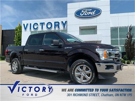 2018 Ford F-150 XLT (Stk: V20296A) in Chatham - Image 1 of 22