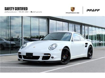 2007 Porsche 911 Turbo Coupe (Stk: U9641) in Vaughan - Image 1 of 30