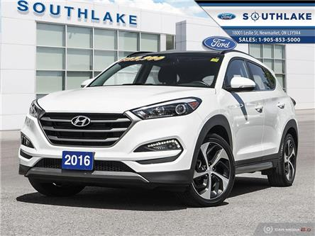 2016 Hyundai Tucson Limited (Stk: P51739) in Newmarket - Image 1 of 27