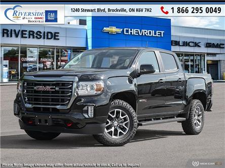 2021 GMC Canyon AT4 w/Leather (Stk: 21-323) in Brockville - Image 1 of 23