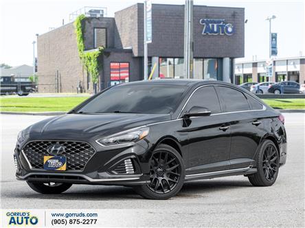 2018 Hyundai Sonata 2.0T Sport (Stk: 637598) in Milton - Image 1 of 24
