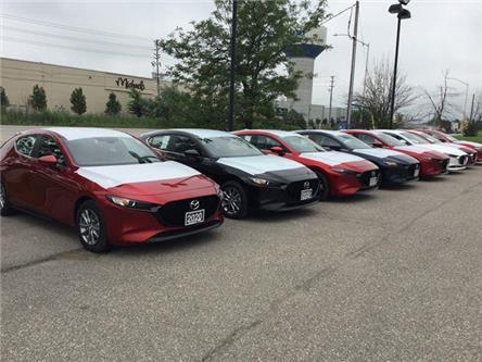 2020 Mazda Mazda3 Sport  (Stk: A9701) in Milton - Image 1 of 6