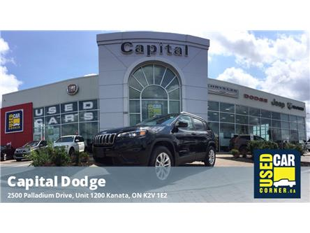 2019 Jeep Cherokee Sport (Stk: M00493A) in Kanata - Image 1 of 26