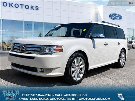 2012 Ford Flex Limited (Stk: M-356A) in Okotoks - Image 1 of 26