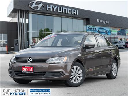 2014 Volkswagen Jetta  (Stk: D3103A) in Burlington - Image 1 of 20
