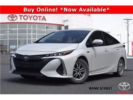 2018 Toyota Prius Prime Base (Stk: 19-L29092) in Ottawa - Image 1 of 22