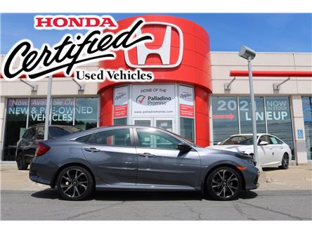 2020 Honda Civic Sport (Stk: 23399A) in Greater Sudbury - Image 1 of 36