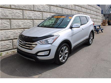 2014 Hyundai Santa Fe Sport Limited, Heated and Ventilated Seats, AC, Moonroof (Stk: D20043A) in Fredericton - Image 1 of 18