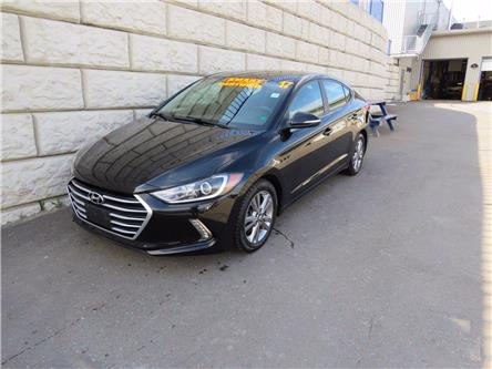 2017 Hyundai Elantra GL, AC, Cruise, Back Up Cam and more (Stk: D10305A) in Fredericton - Image 1 of 17