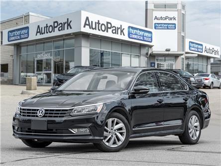 2018 Volkswagen Passat 2.0 TSI Comfortline (Stk: APR10251) in Mississauga - Image 1 of 20