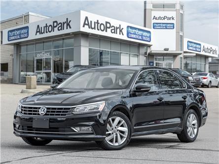 2018 Volkswagen Passat 2.0 TSI Comfortline (Stk: APR9727) in Mississauga - Image 1 of 20