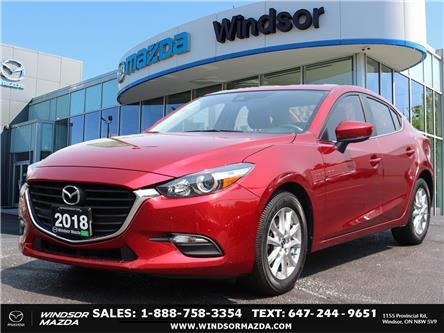 2018 Mazda Mazda3 50th Anniversary Edition (Stk: PR86551) in Windsor - Image 1 of 21