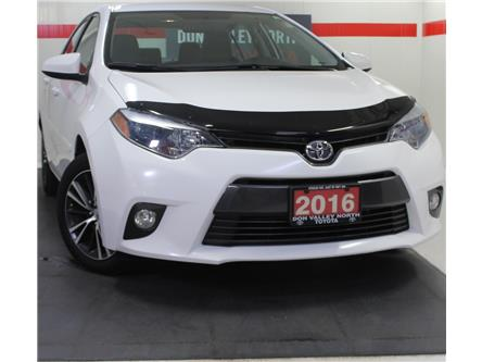 2016 Toyota Corolla LE (Stk: 304808S) in Markham - Image 1 of 23