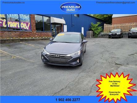 2019 Hyundai Elantra Preferred (Stk: 856947) in Dartmouth - Image 1 of 21