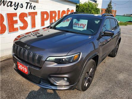 2019 Jeep Cherokee Limited (Stk: 21-313) in Oshawa - Image 1 of 16