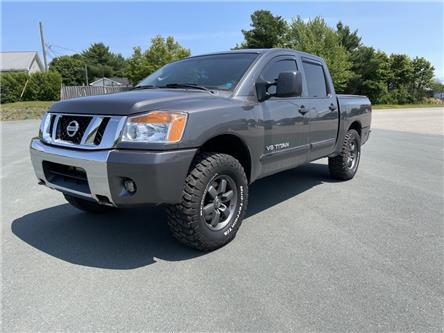2011 Nissan Titan  (Stk: 1684A) in Miramichi - Image 1 of 12