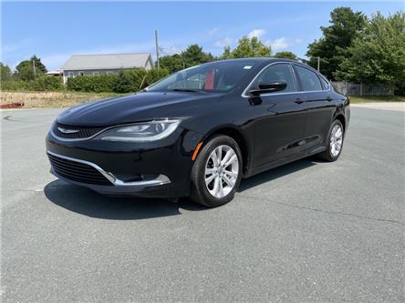2016 Chrysler 200 Limited (Stk: 1661) in Miramichi - Image 1 of 13