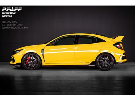 2021 Honda Civic Type R Limited Edition (Stk: JS0001) in Woodbridge - Image 1 of 20