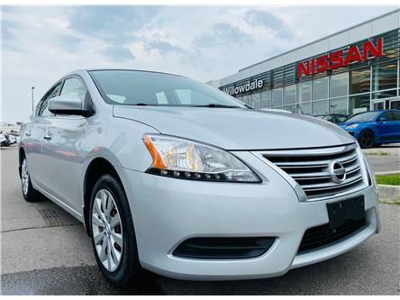 2014 Nissan Sentra 1.8 S (Stk: C35925) in Thornhill - Image 1 of 17
