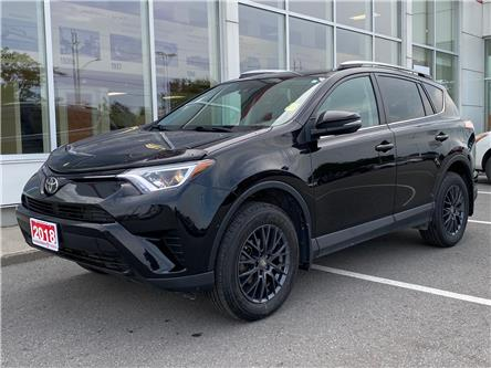 2018 Toyota RAV4 LE (Stk: W5358) in Cobourg - Image 1 of 24