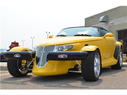 1999 Plymouth Prowler Base (Stk: XC0687A) in Lethbridge - Image 1 of 21