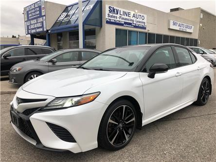2018 Toyota Camry XSE (Stk: ) in Concord - Image 1 of 17
