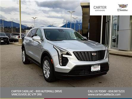2021 Cadillac XT4 Luxury (Stk: 1D66030) in North Vancouver - Image 1 of 23