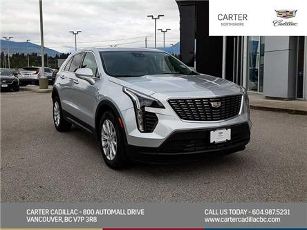 2021 Cadillac XT4 Luxury (Stk: 1D4587T) in North Vancouver - Image 1 of 24