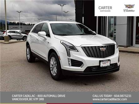2021 Cadillac XT5 Luxury (Stk: 1D1073T) in North Vancouver - Image 1 of 23