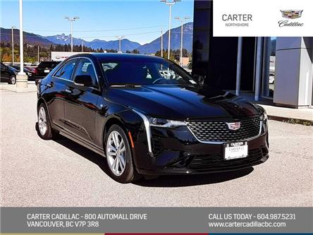 2020 Cadillac CT4 Luxury (Stk: D95480) in North Vancouver - Image 1 of 23